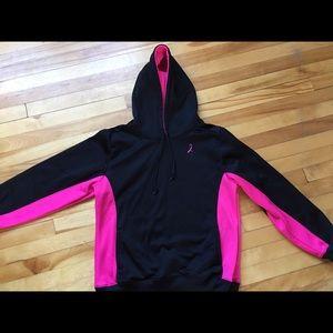 Like NEW breast cancer sweatshirt XL